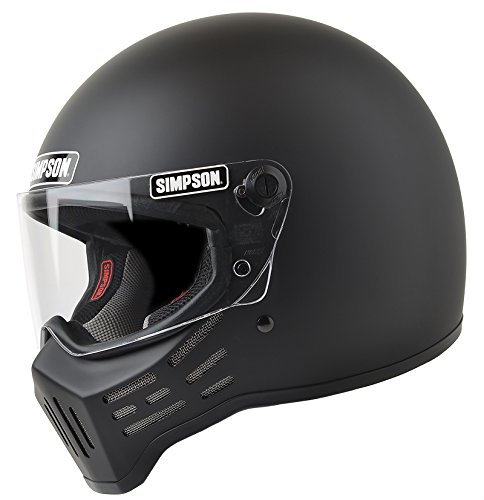 simpson motorcycle helmet