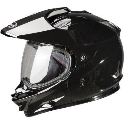 dual sport motorcycle helmet