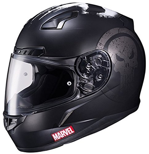 The Punisher Black Helmet